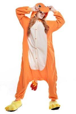 Кигуруми Оранжевый Дракон (Чармандер)