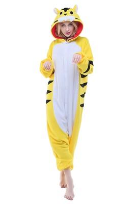 Кигуруми Тигр желтый
