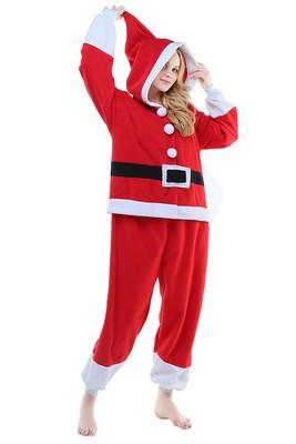 Кигуруми Дед Мороз (Санта Клаус)